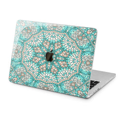 Lex Altern Lex Altern Moroccan Mosaic Case for your Laptop Apple Macbook.