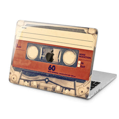 Lex Altern Lex Altern Vintage Cassette Case for your Laptop Apple Macbook.