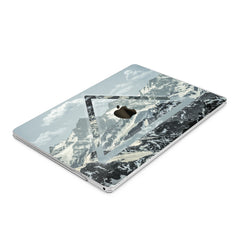 Lex Altern Hard Plastic MacBook Case Mountain Triangle