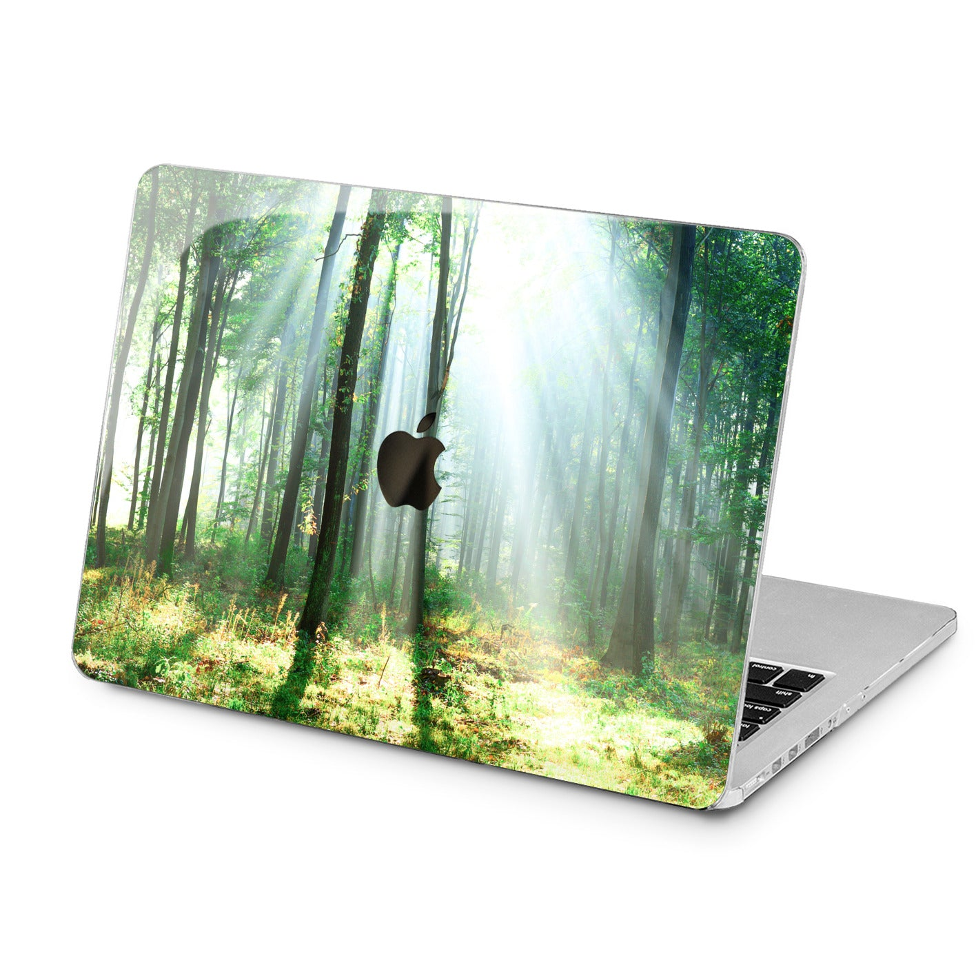 Lex Altern Lex Altern Forest Light Case for your Laptop Apple Macbook.
