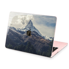 Lex Altern Hard Plastic MacBook Case Lonely Mountain