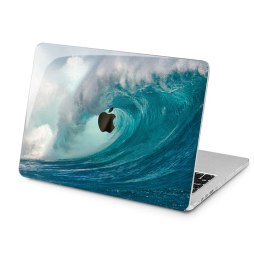 Lex Altern Lex Altern Sea Wave Case for your Laptop Apple Macbook.