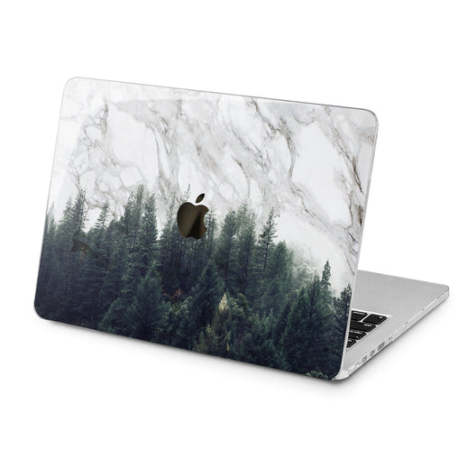 Lex Altern Lex Altern Marble Forest Case for your Laptop Apple Macbook.
