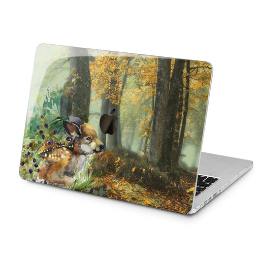 Lex Altern Lex Altern Autumn Deer Case for your Laptop Apple Macbook.