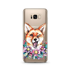 Lex Altern TPU Silicone Phone Case Funny Fox