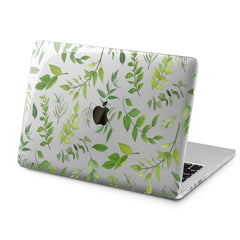 Lex Altern Leaf Design Print Case for your Laptop Apple Macbook.