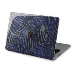 Lex Altern Hard Plastic MacBook Case Palm Leaves Design