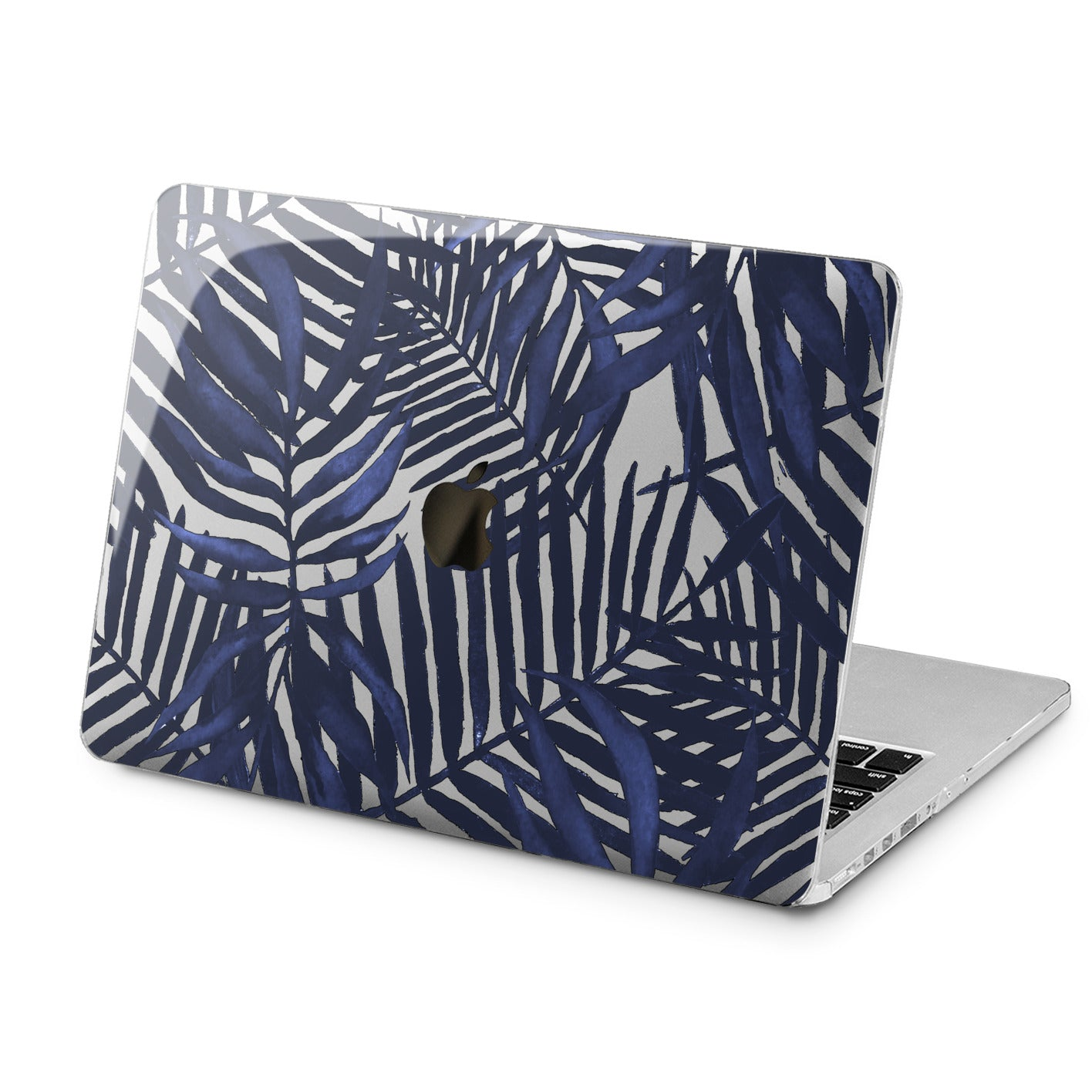 Lex Altern Palm Leaves Design Case for your Laptop Apple Macbook.