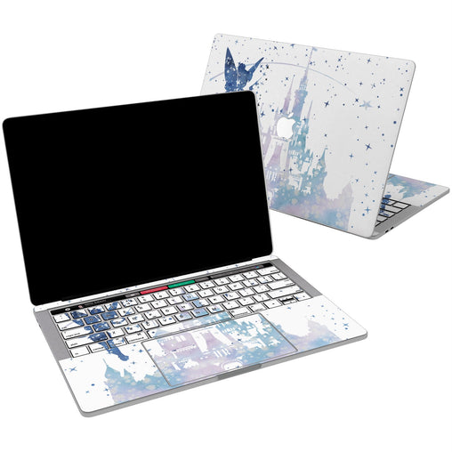 Lex Altern Vinyl MacBook Skin Tinker Bell for your Laptop Apple Macbook.