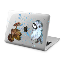 Lex Altern Wall-E Design Case for your Laptop Apple Macbook.