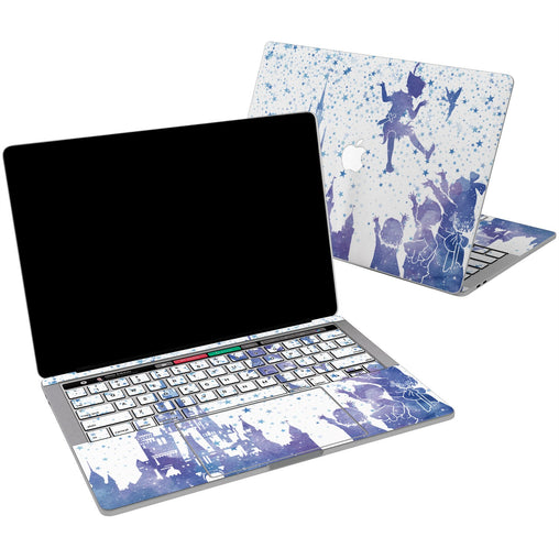 Lex Altern Vinyl MacBook Skin  Cartoon for your Laptop Apple Macbook.