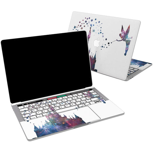 Lex Altern Vinyl MacBook Skin Fairy Castle for your Laptop Apple Macbook.
