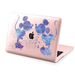 Lex Altern Hard Plastic MacBook Case Mickey Mouse Design