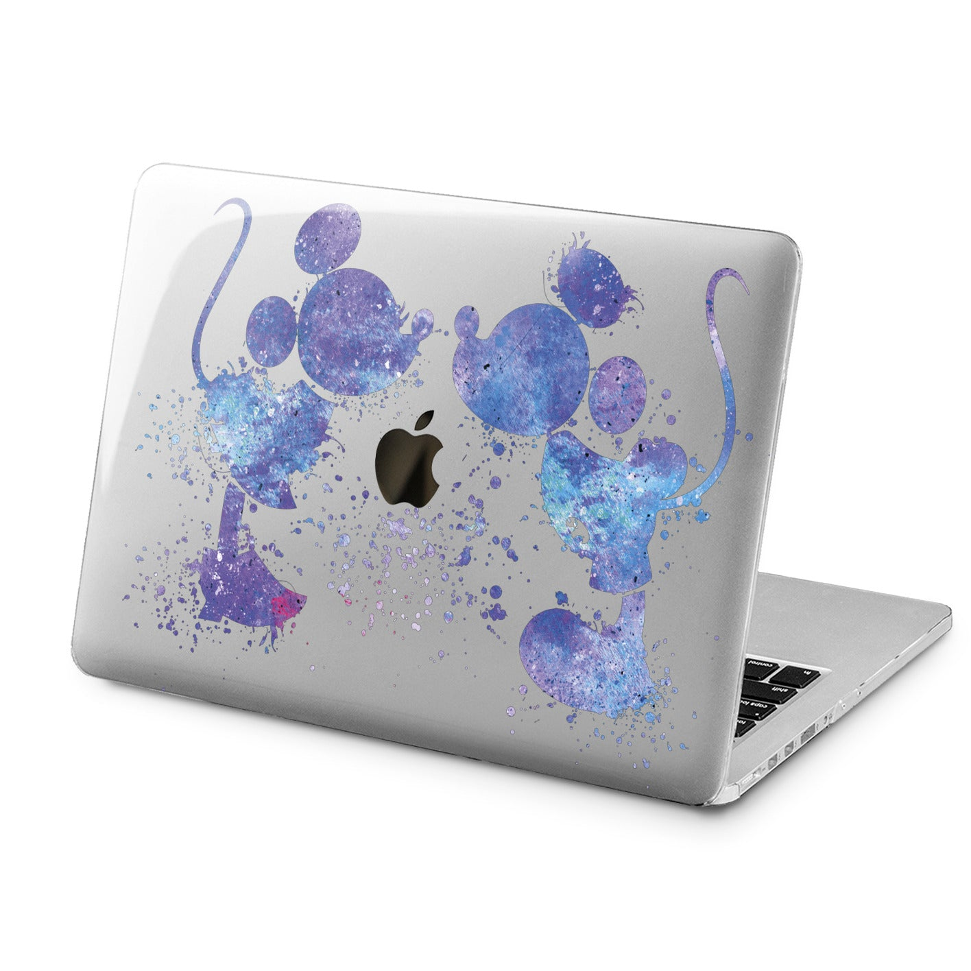 Lex Altern Mickey Mouse Design Case for your Laptop Apple Macbook.