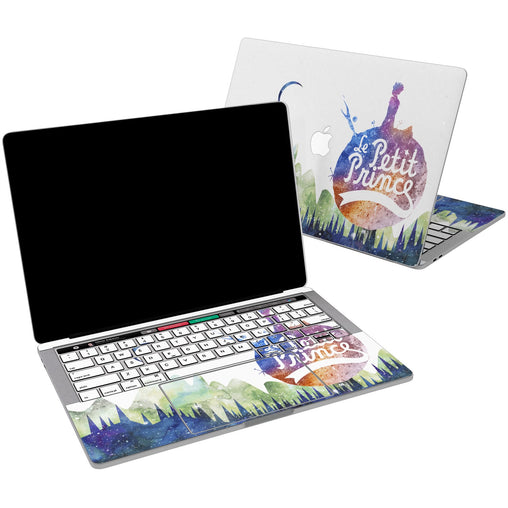 Lex Altern Vinyl MacBook Skin Le Petit Prince for your Laptop Apple Macbook.