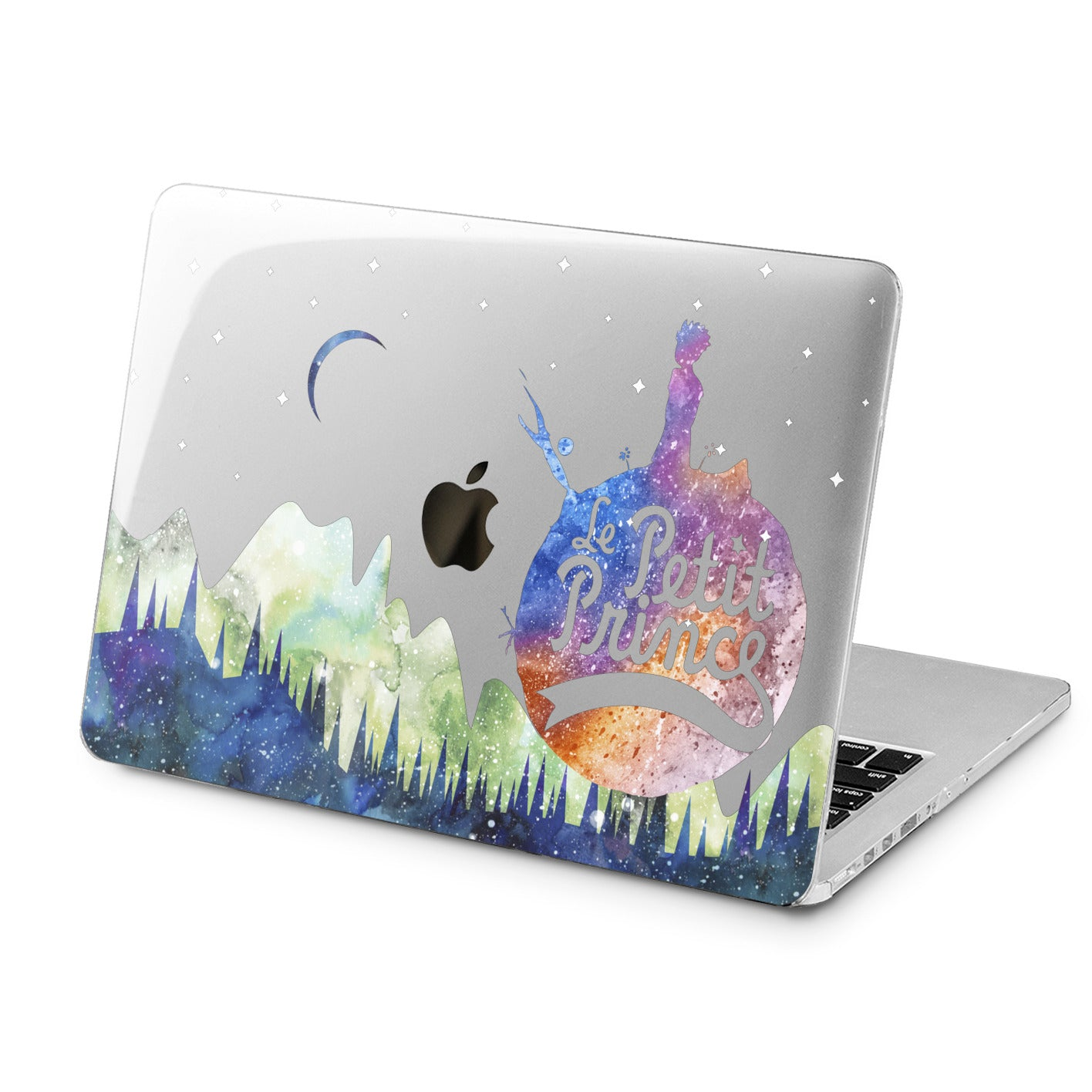 Lex Altern Le Petit Prince Case for your Laptop Apple Macbook.