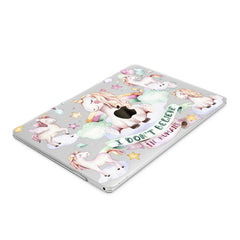 Lex Altern Hard Plastic MacBook Case Cute Unicorn Print