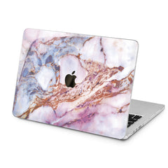 Lex Altern Colored Marble Design Case for your Laptop Apple Macbook.