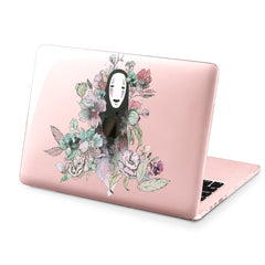 Lex Altern Hard Plastic MacBook Case No Face Floral