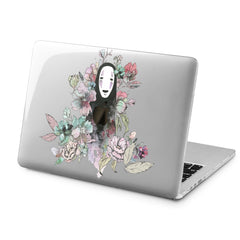 Lex Altern No Face Floral Case for your Laptop Apple Macbook.