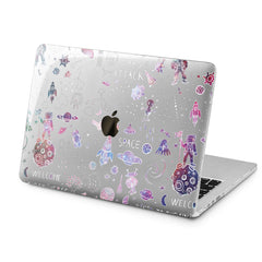 Lex Altern Space Pattern Case for your Laptop Apple Macbook.