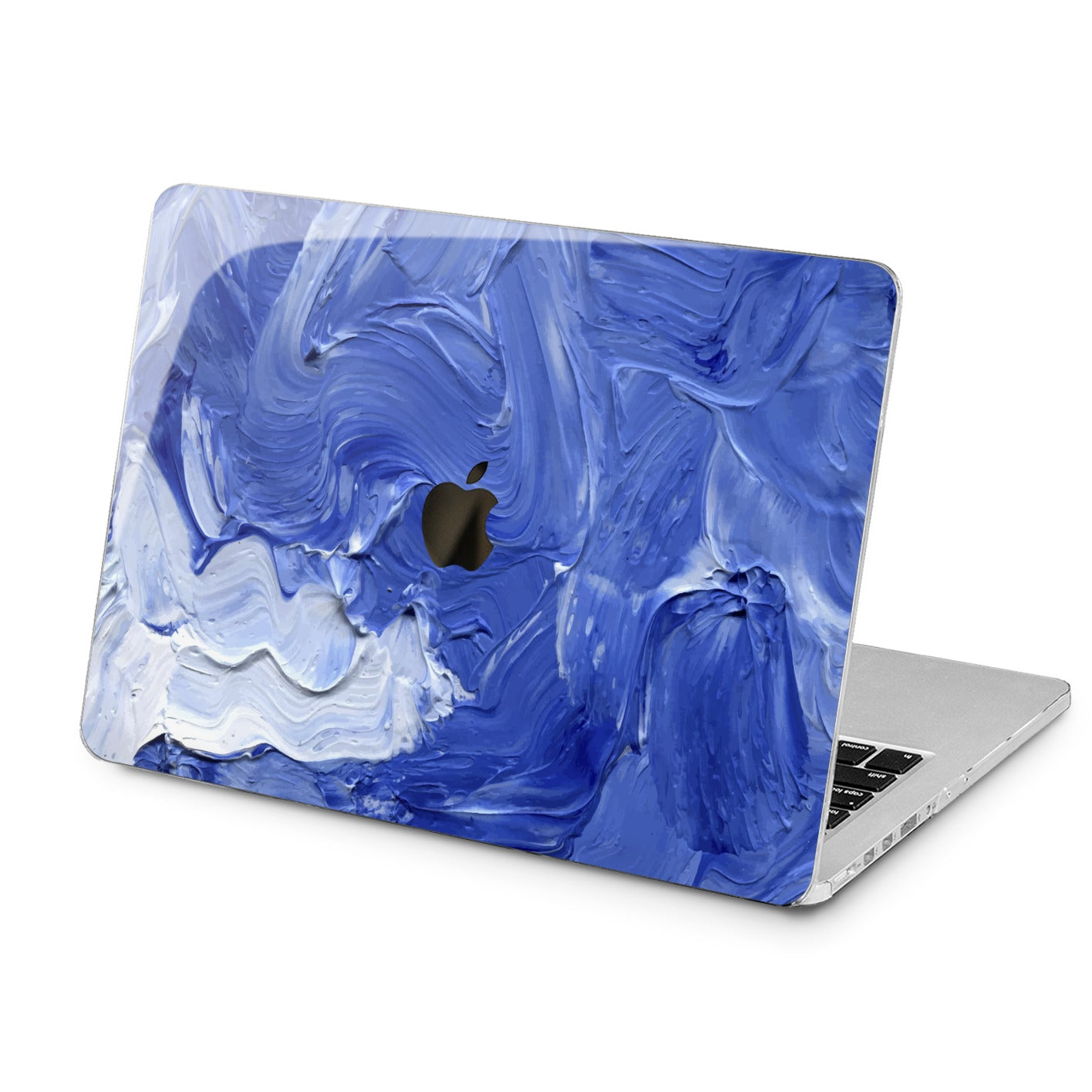 Lex Altern Oil Painting Print Case for your Laptop Apple Macbook.
