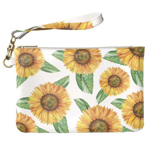 Lex Altern Makeup Bag Colorful Sunflowers