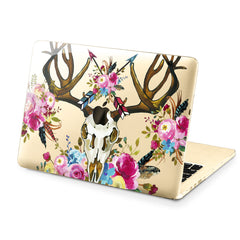 Lex Altern Hard Plastic MacBook Case Ethnic Horns
