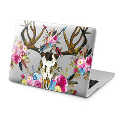 Lex Altern Ethnic Horns Case for your Laptop Apple Macbook.