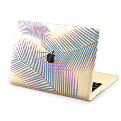 Lex Altern Hard Plastic MacBook Case Palm Leaves Print