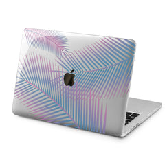 Lex Altern Palm Leaves Print Case for your Laptop Apple Macbook.