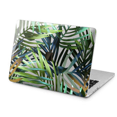 Lex Altern Leaf Print Art Case for your Laptop Apple Macbook.