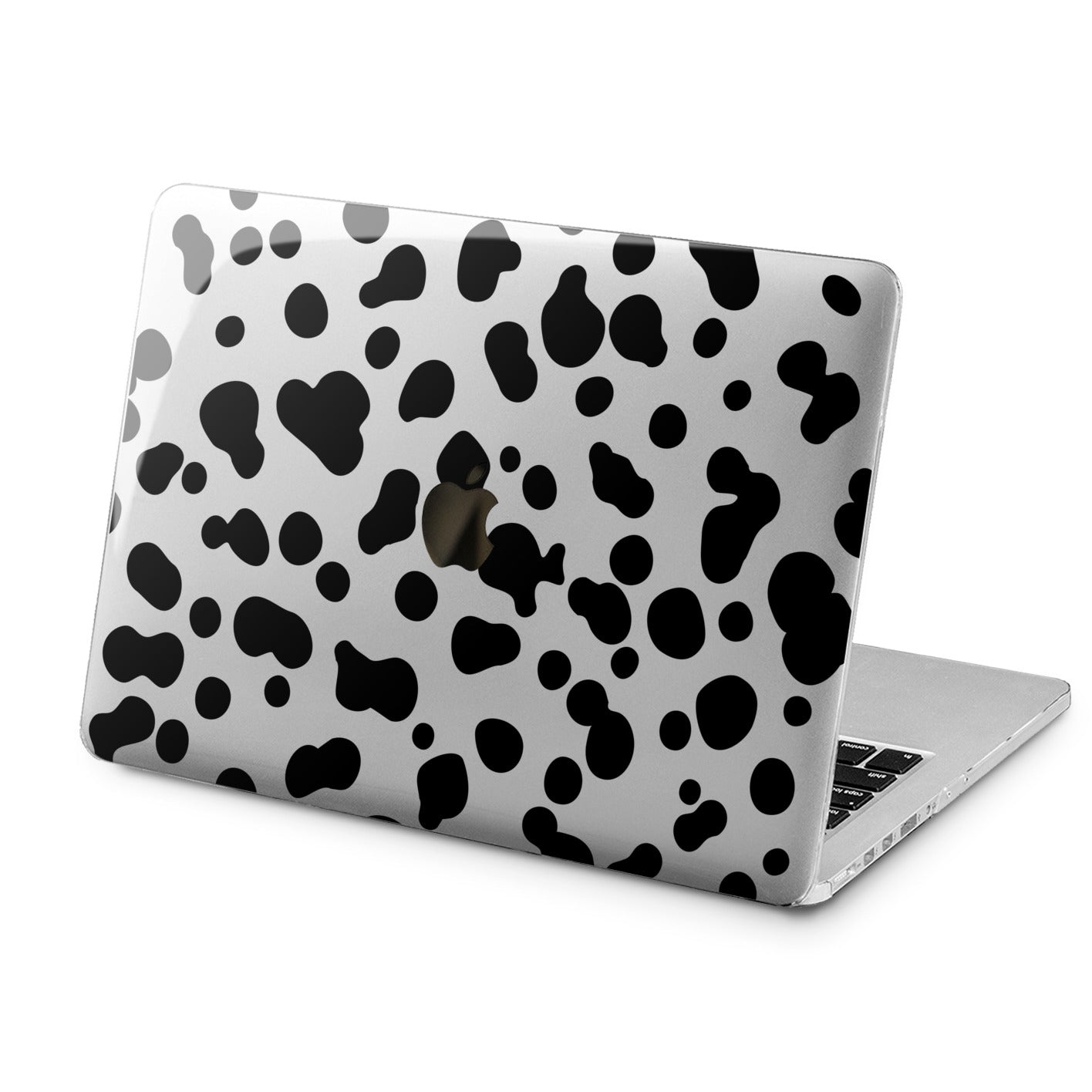 Lex Altern Cow Pattern Print Case for your Laptop Apple Macbook.