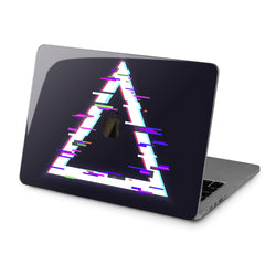 Lex Altern Hard Plastic MacBook Case Unique Triangle