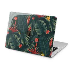 Lex Altern Monstera Design Pattern Case for your Laptop Apple Macbook.
