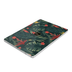 Lex Altern Hard Plastic MacBook Case Monstera Design Pattern