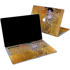 Lex Altern Vinyl MacBook Skin Adele Portrait for your Laptop Apple Macbook.