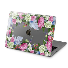 Lex Altern Hard Plastic MacBook Case Spring Blossom Design