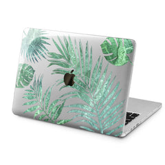 Lex Altern Palm Leaf Case for your Laptop Apple Macbook.