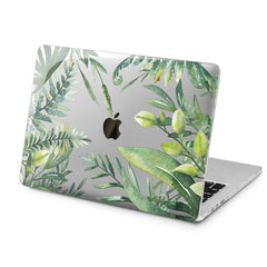 Lex Altern Greenery Design Case for your Laptop Apple Macbook.