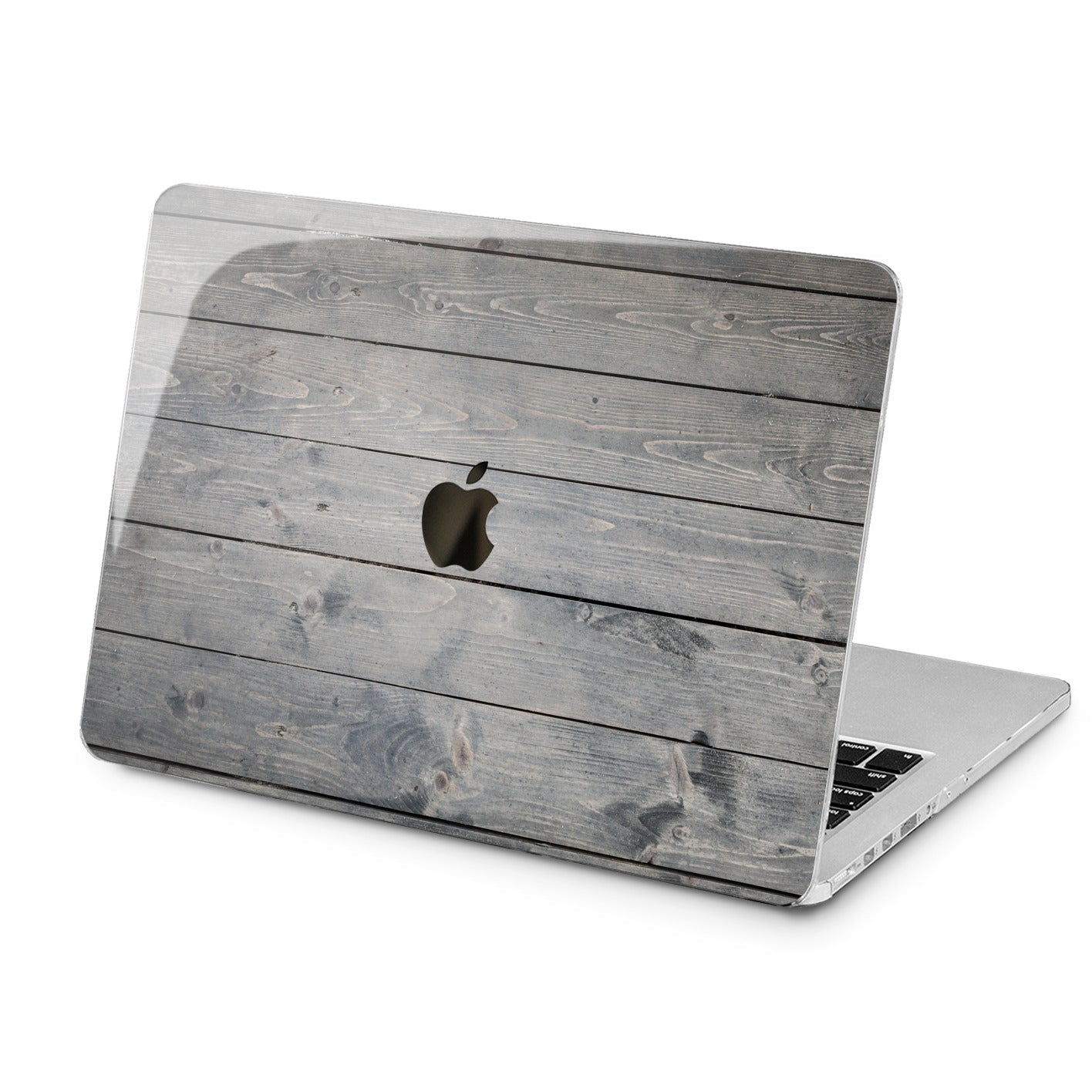 Lex Altern Old Planks Style Case for your Laptop Apple Macbook.