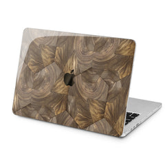 Lex Altern Wooden Tile Art Case for your Laptop Apple Macbook.