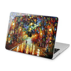 Lex Altern Oil Painting Art Case for your Laptop Apple Macbook.