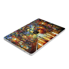 Lex Altern Hard Plastic MacBook Case Oil Painting Art