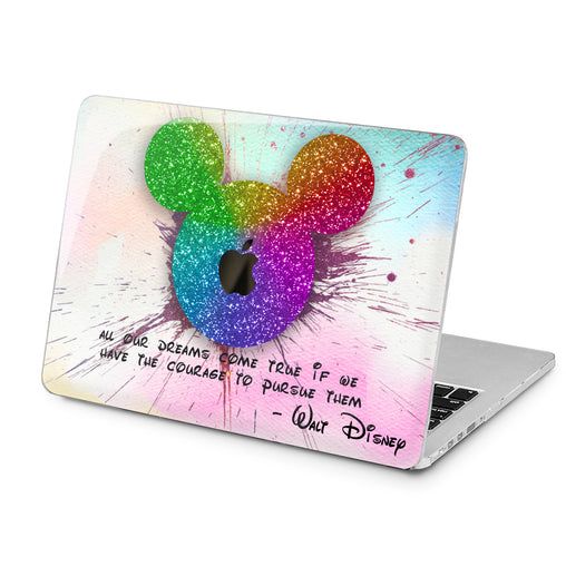 Lex Altern Figure Quote  Case for your Laptop Apple Macbook.