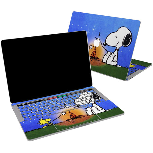 Lex Altern Vinyl MacBook Skin Snoopy Dog for your Laptop Apple Macbook.