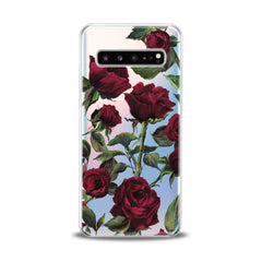Lex Altern Red Roses Samsung Galaxy Case