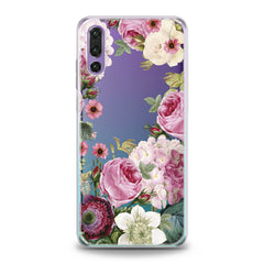Lex Altern Peony Rose Huawei Honor Case