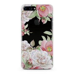 Lex Altern Pastel Peonies Phone Case for your iPhone & Android phone.