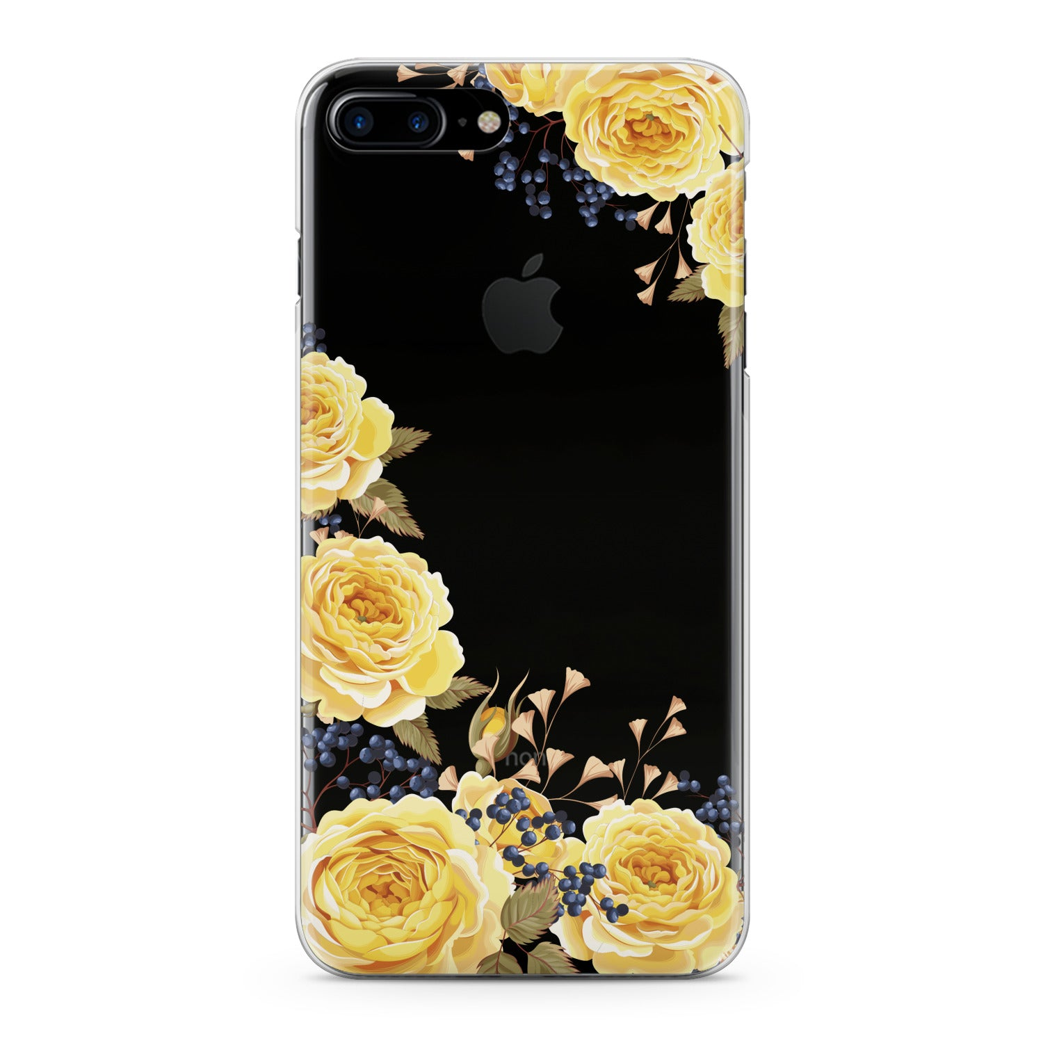Lex Altern Yellow Roses Phone Case for your iPhone & Android phone.